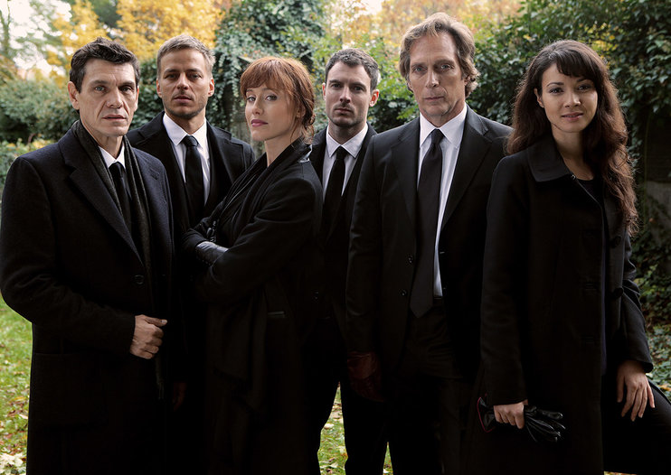 Crossing Lines now available on Lovefilm as UK exclusive: Pocket-lint talks tech with the stars