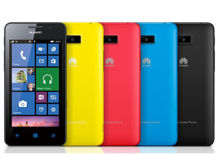 Huawei Ascend W2 comes to Europe, gives Windows Phone fans an option away from Nokia
