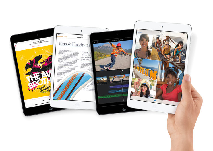 iPad mini with Retina display now available to order from Apple Store, 1-3 days delivery