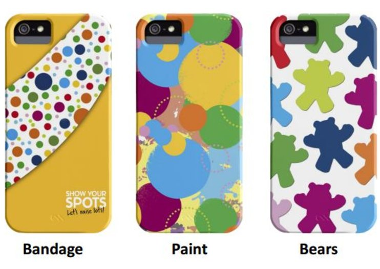 Case Mate shows support for Children in Need with SGS4, iPhone and iPad case range