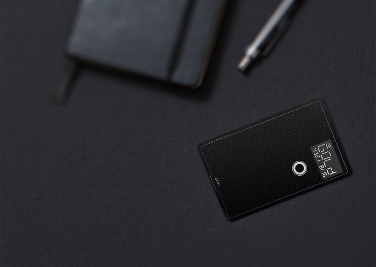 Coin wants you to forget about paying with your smartphone, use its fancy card instead (update)