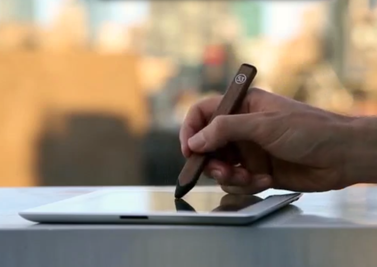 FiftyThree launches Pencil for Paper, a stylus that looks and acts like a pencil