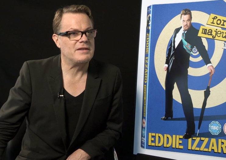 Pocket-lint Podcast #141 - Eddie Izzard interviewed and Xbox One vs PS4