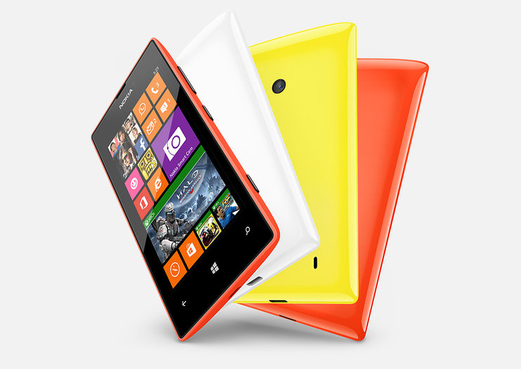 Nokia Lumia 525 now official: 4-inch, dual-core Snapdragon S4 and 5-megapixel camera