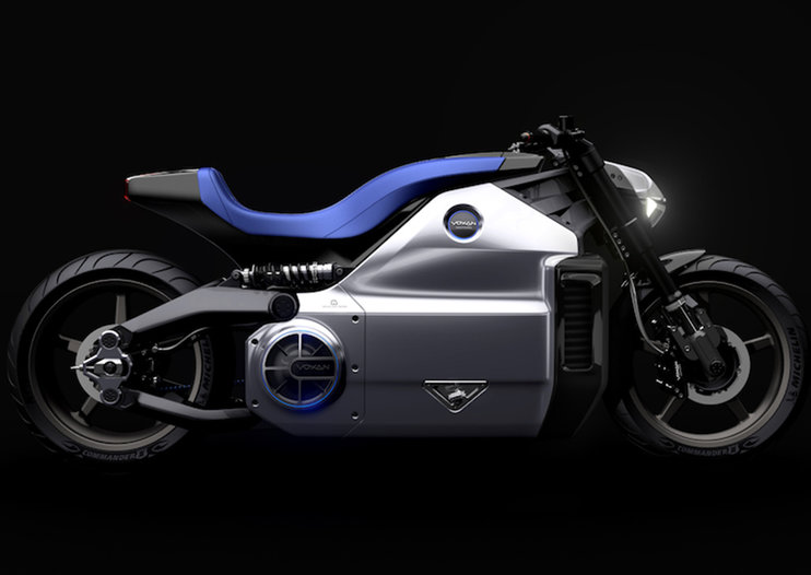 This is Voxan Wattman, the world's most powerful electric motorcycle: 0-60mph in 3.4 seconds