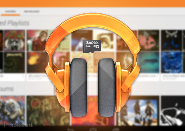 Google Play Music adds SD card support for offline music