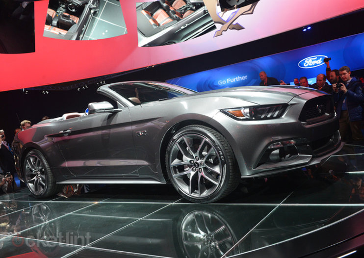 Drive the new 2015 Ford Mustang in Need for Speed Rivals before it's released