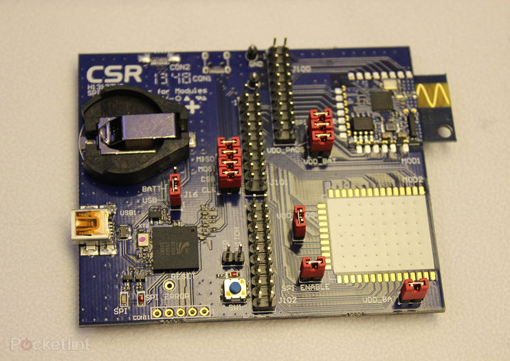 Control anything using Bluetooth using new Raspberry Pi like $99 dev kit from CSR
