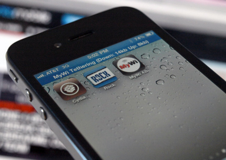 Jailbreak tool released for iOS 7, bringing tweaks and utilities with it
