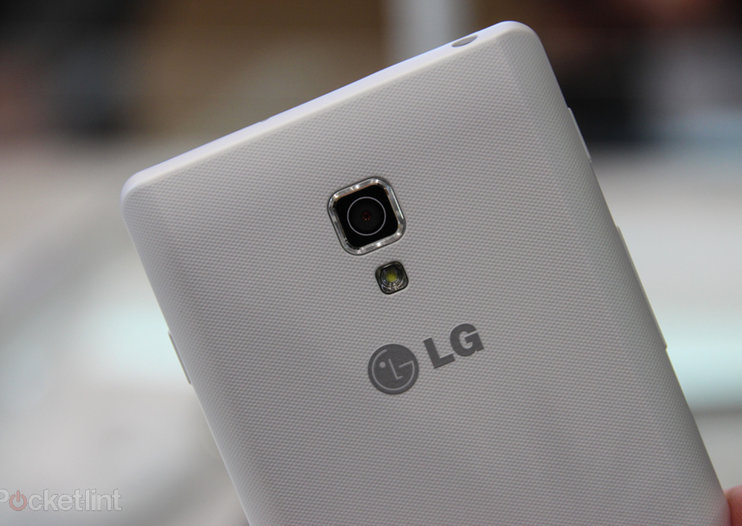 LG plans to upgrade L Series II with Knock functionality