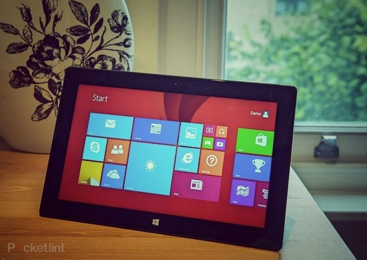 Microsoft's Surface Pro 2 now features upgraded Intel processor