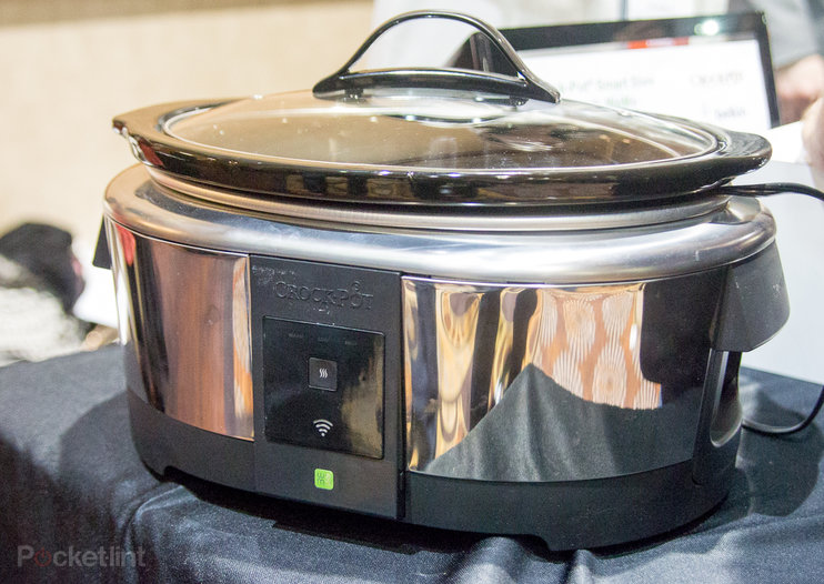 Crock-Pot Smart Slow Cooker with WeMo takes your casserole cooking online