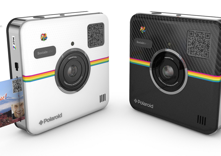 Polaroid Socialmatic camera confirmed for 2014 launch, aimed at those who like to share