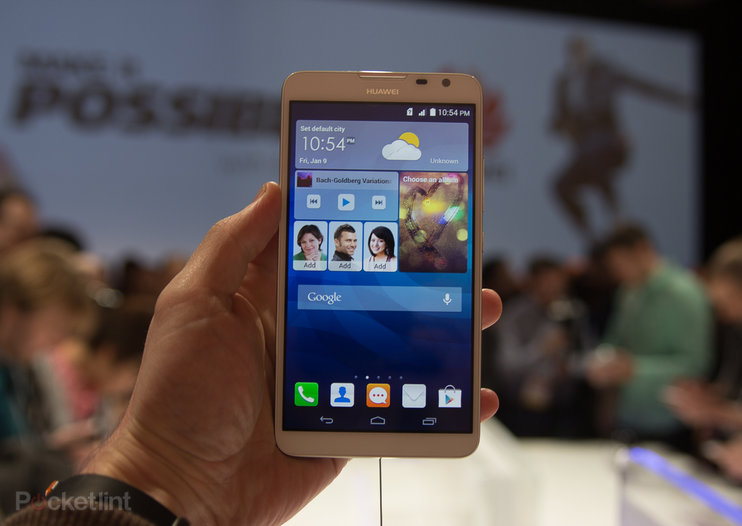 Hands-on: Huawei Ascend Mate 2 review