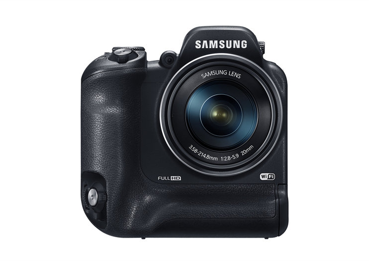Samsung's new WB smart camera line-up offers something for all the family
