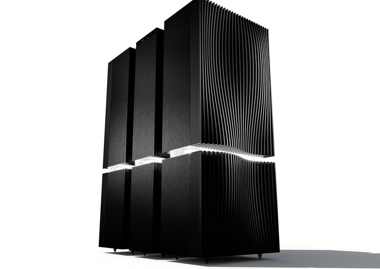 Naim makes a bold Statement, the £125,000 home amplification system that comes from outer space