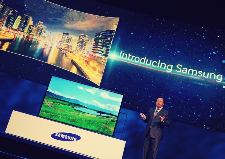 Samsung at CES 2014: Ultra HD 4K TVs, Galaxy NotePro and TabPro, ATIV Book9 and One7, NX30 and WB smart cameras, and more