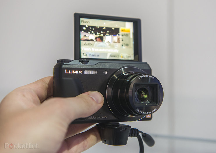 Hands-on: Panasonic Lumix TZ55 review