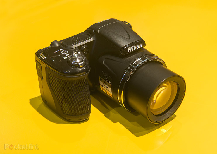 Hands-on: Nikon Coolpix L830 review
