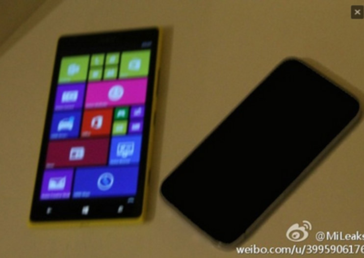 Nokia Lumia 1520V mini photo leaks with possible April release