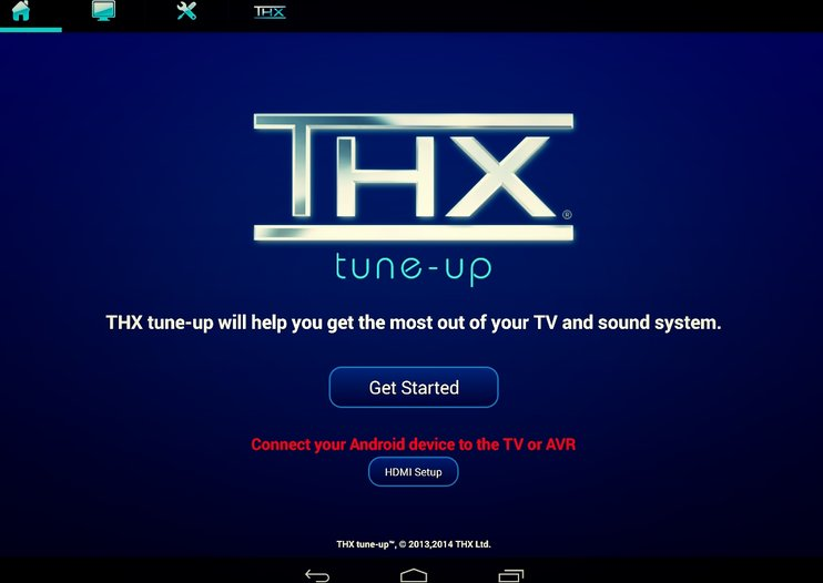 THX tune-up app lands for Android, with adjustment controls for TVs, projectors, and speakers