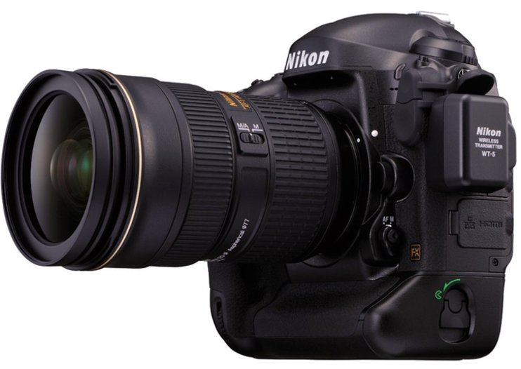 Get a first glimpse of the Nikon D4S DSLR at The Photography Show in March
