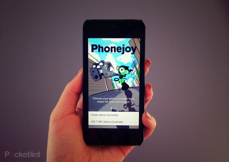 Phonejoy for iPhone app tells you which iOS 7 games work with MFi controllers