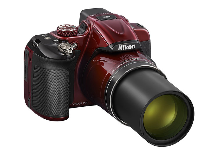 Nikon Coolpix P600 and P530 bridge cameras offer a little more zoom for your buck