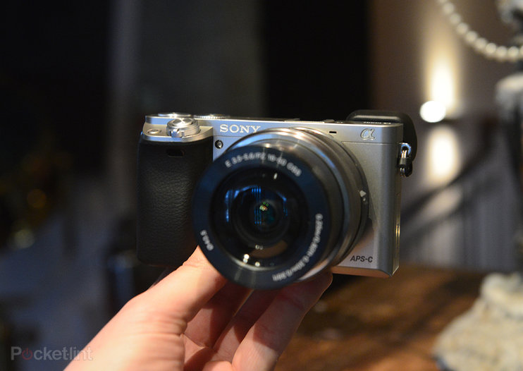 Hands-on: Sony Alpha A6000 review