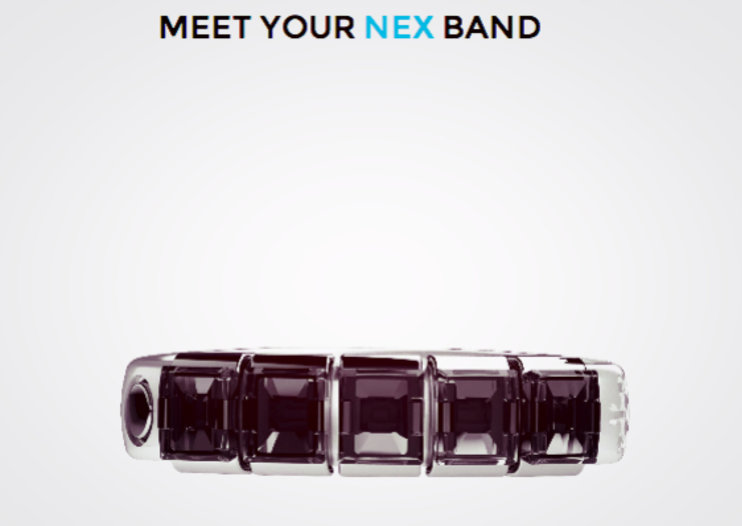 Mighty Cast Nex Band smart modular bracelet attempts to make wearables fashionable