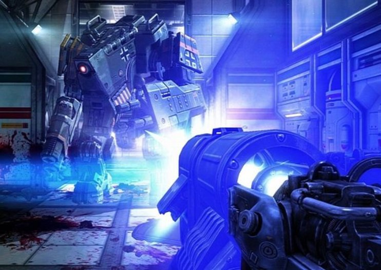 Wolfenstein: The New Order is giving away Doom beta access with pre-orders