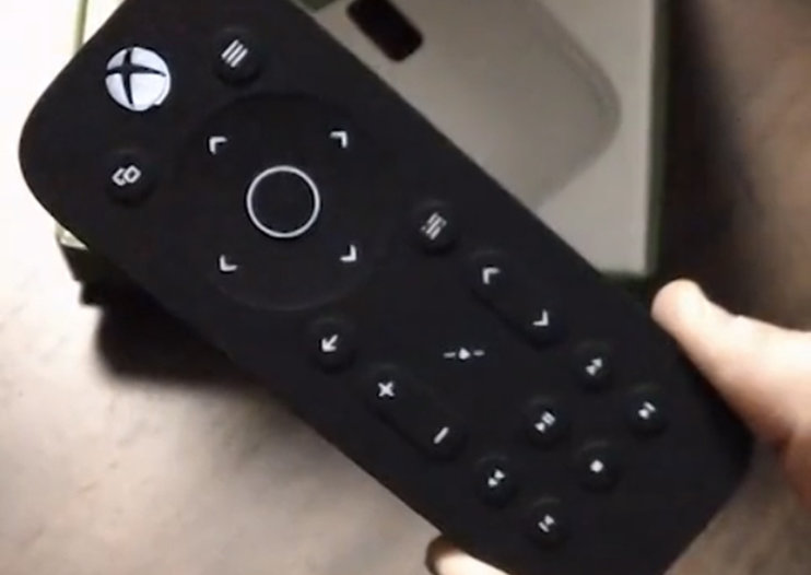 Xbox One Media Remote set for a worldwide release in March