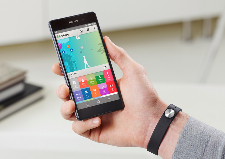 Sony sets SmartBand and Core availability for March to track your life