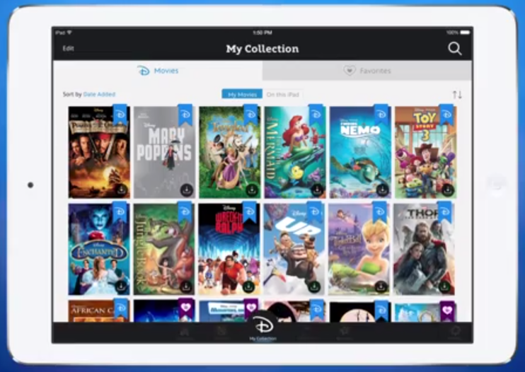 Disney Movies Anywhere lets you store and stream all your Disney, Marvel and Pixar films and buy new ones