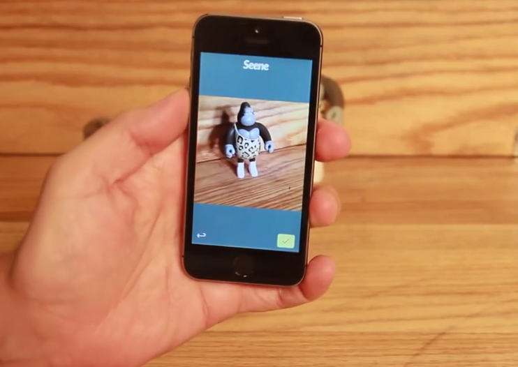 Seene photo app lets you capture in 3D with just your iPhone
