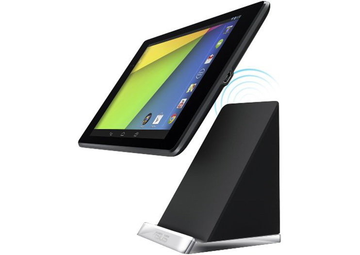 Nexus 7 PW100 Wireless Charging Stand unveiled by Asus