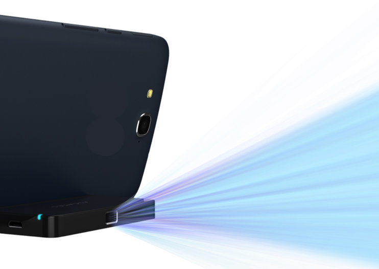 Your next mobile could have a 720p Pico projector thanks to a new chip
