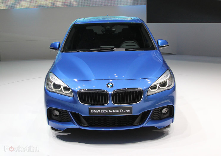 BMW 2-Series Active Tourer pictures and hands-on