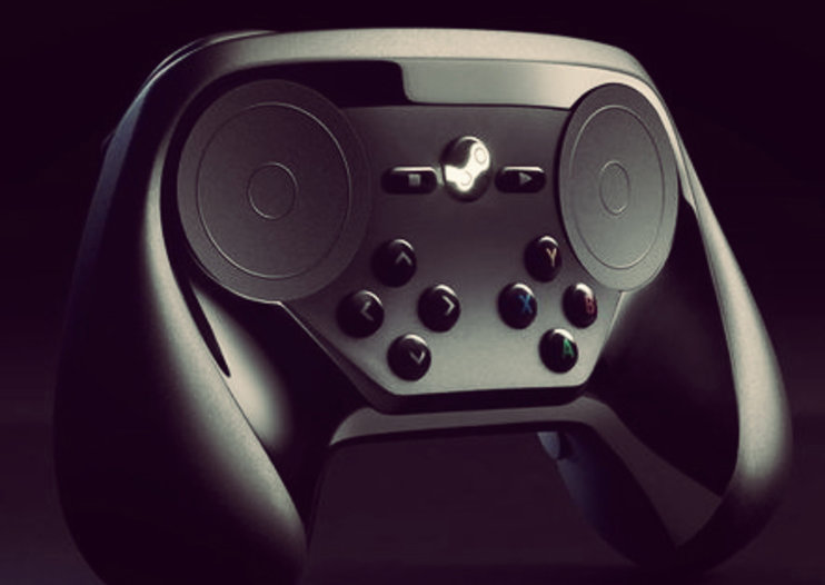 Valve's updated Steam Controller pictured with new buttons and no touchscreen