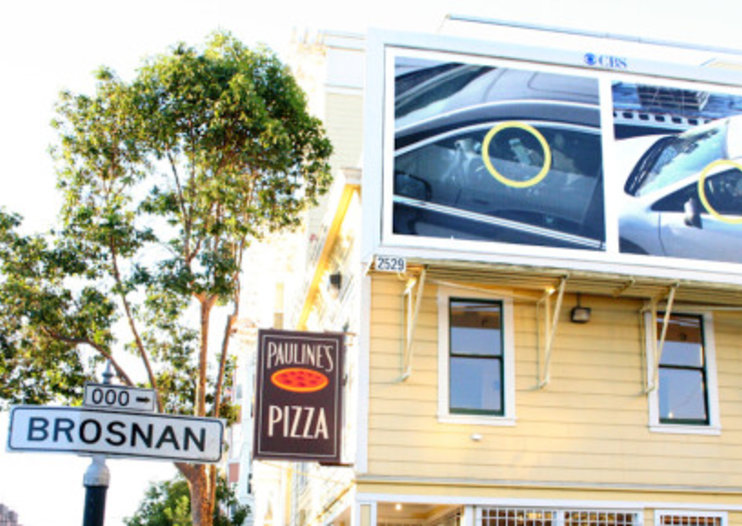 Texting and driving may put you on a billboard in California
