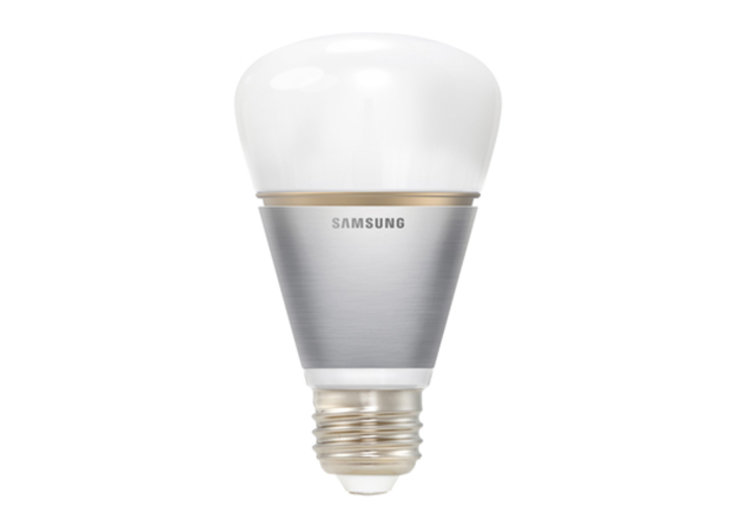 Samsung also enters the LED smart bulb game, sees the light