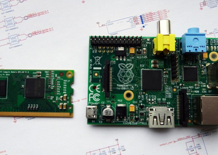 An entire computer the size of a memory stick, Raspberry Pi has shrunk to Compute Module
