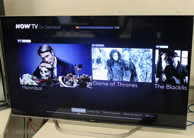 LG webOS TVs offer Sky support so you can ditch the spare remote