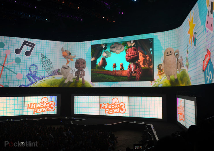Little Big Planet 3 for PS3 and PS4: Three new characters drive multiplayer focus