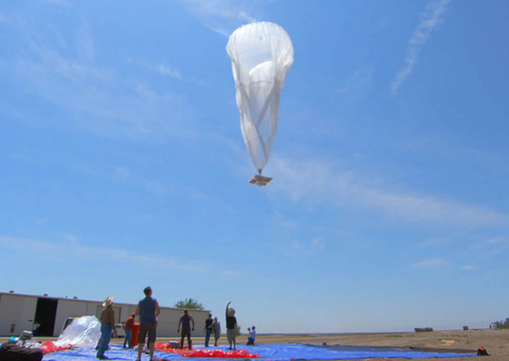 Google Project Loon aims to launch permanent set of internet balloons next year