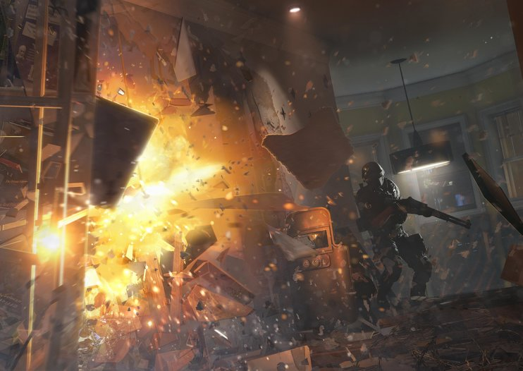 Tom Clancy's Rainbow Six: Seige gameplay preview: Fortify, attack and destroy in intimate multiplayer