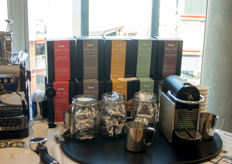 Dualit tea brings the great British cuppa to Nespresso machines