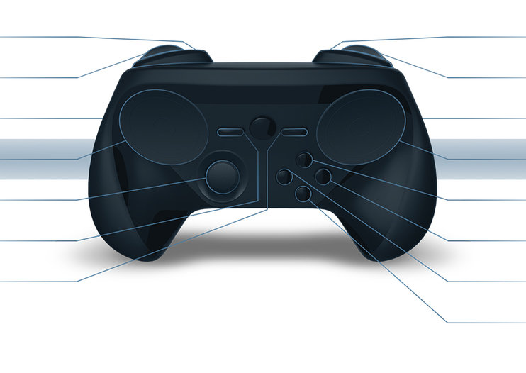 Has Valve backed down and added a thumbstick to Steam Controller?