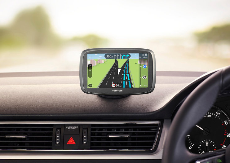 TomTom Start redesign to take on smartphone satnavs by being more affordable