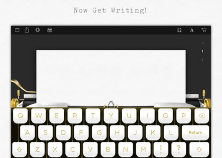 Typewriter collector and actor Tom Hanks releases typewriter app for iPad (Update)